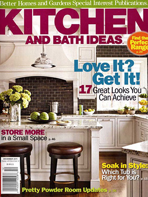 Kitchen And Bath Magazine press : jones-keena & co.